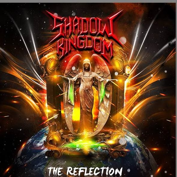 Cd S Metal New Shadow Kingdom The Reflection Cd